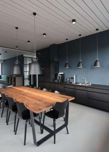 Office Kitchens and Tea Points