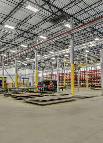 Industrial and Warehouse Refurbishment