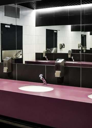 Toilet Refurbishment