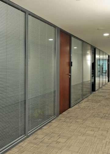 Glass Manifestation and Blinds