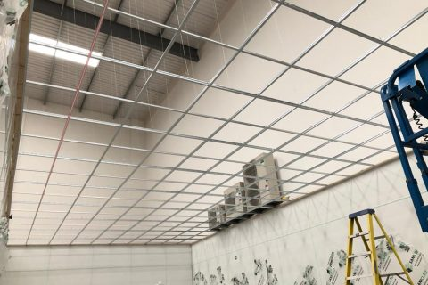Suspended Ceiling Installation Oxfordshire